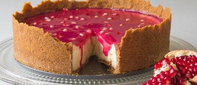 how to make vanilla cheesecake jamie oliver
