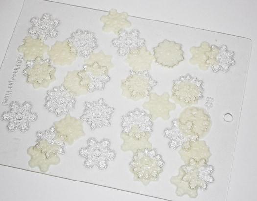 snowflake cupcakes 10