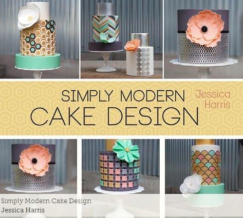 Simply Modern Cake Design Craftsy Class