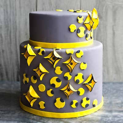 Designer Fondant Textures – A Craftsy Class Review