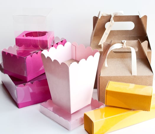 self packaging gift boxes