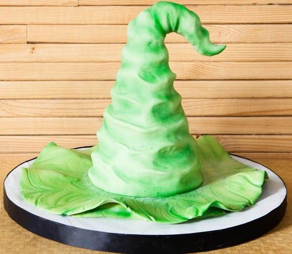 Wizard Hat Cake