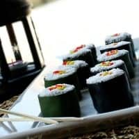 how to make mini sushi cakes 13