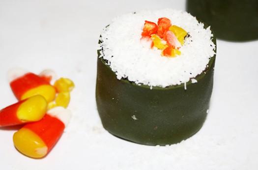 how to make mini sushi cakes 7