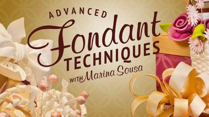Advanced Fondant Techniques Class