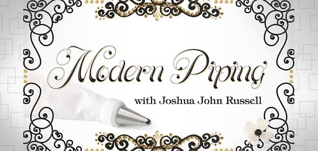 Modern Piping craftsy class