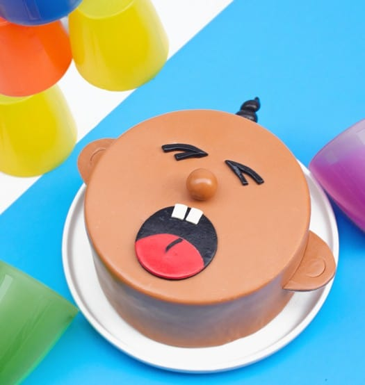 crybaby cake