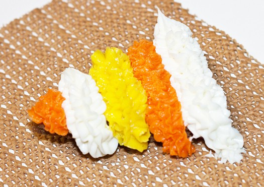 candy corn inspired cookies 2