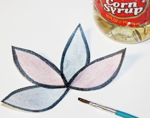 easy and bold wafer paper flower 6