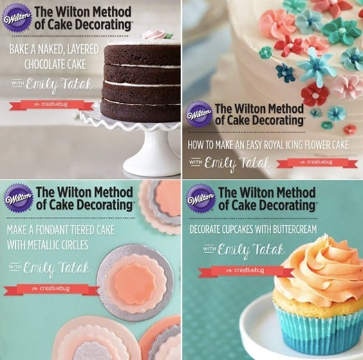 wilton method of cake decorating review 10