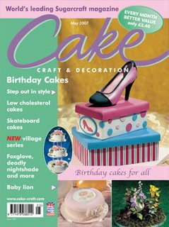 Cake Craft & Decoration – magazine review