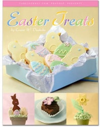 Ebook release: Easter Treats by CakeJournal