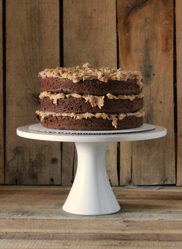 How To Make A German Chocolate Cake
