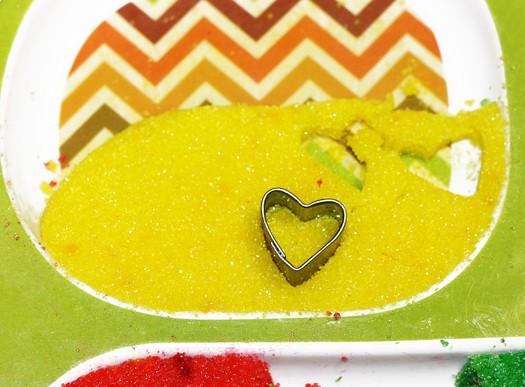 sugared heart cupcakes 3