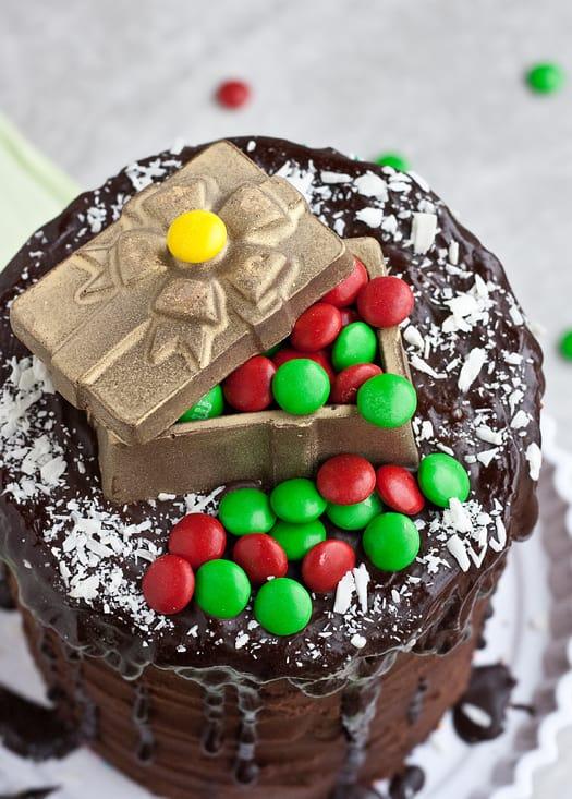 фото оригинально украшенные торты