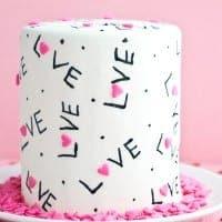 love cake 11