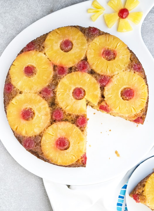 How To Make Pineapple Upside Down Cake Step By Step