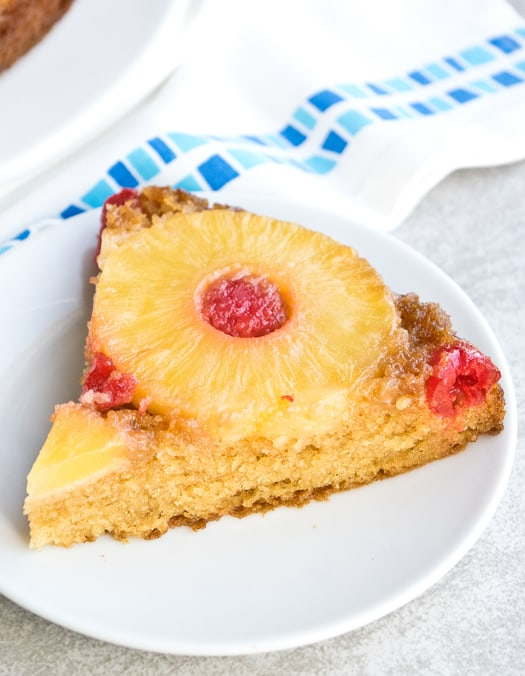 upside down pineapple cake 3