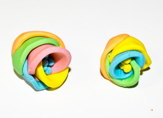 rainbow flower 1