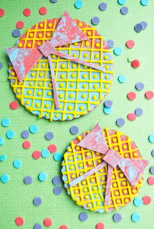 bow cookies 1