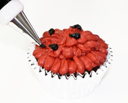 watermelon cupcakes 11