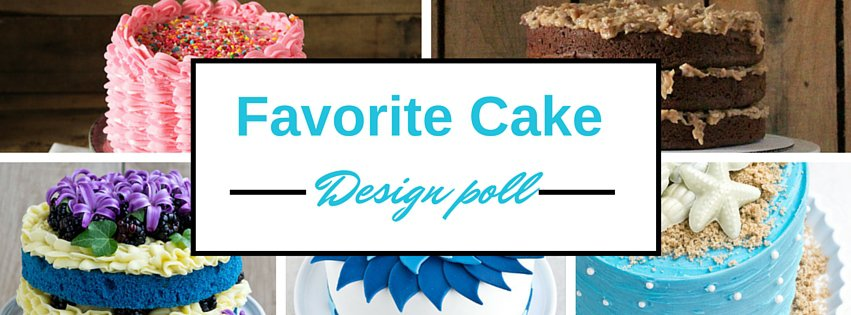 Favorite Cake Design Poll