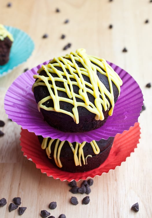 eggless chocolate cupcakes 2