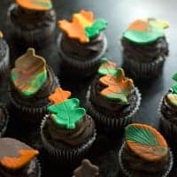 How-to-Make-Fall-Leaf-Cupcake-Toppers