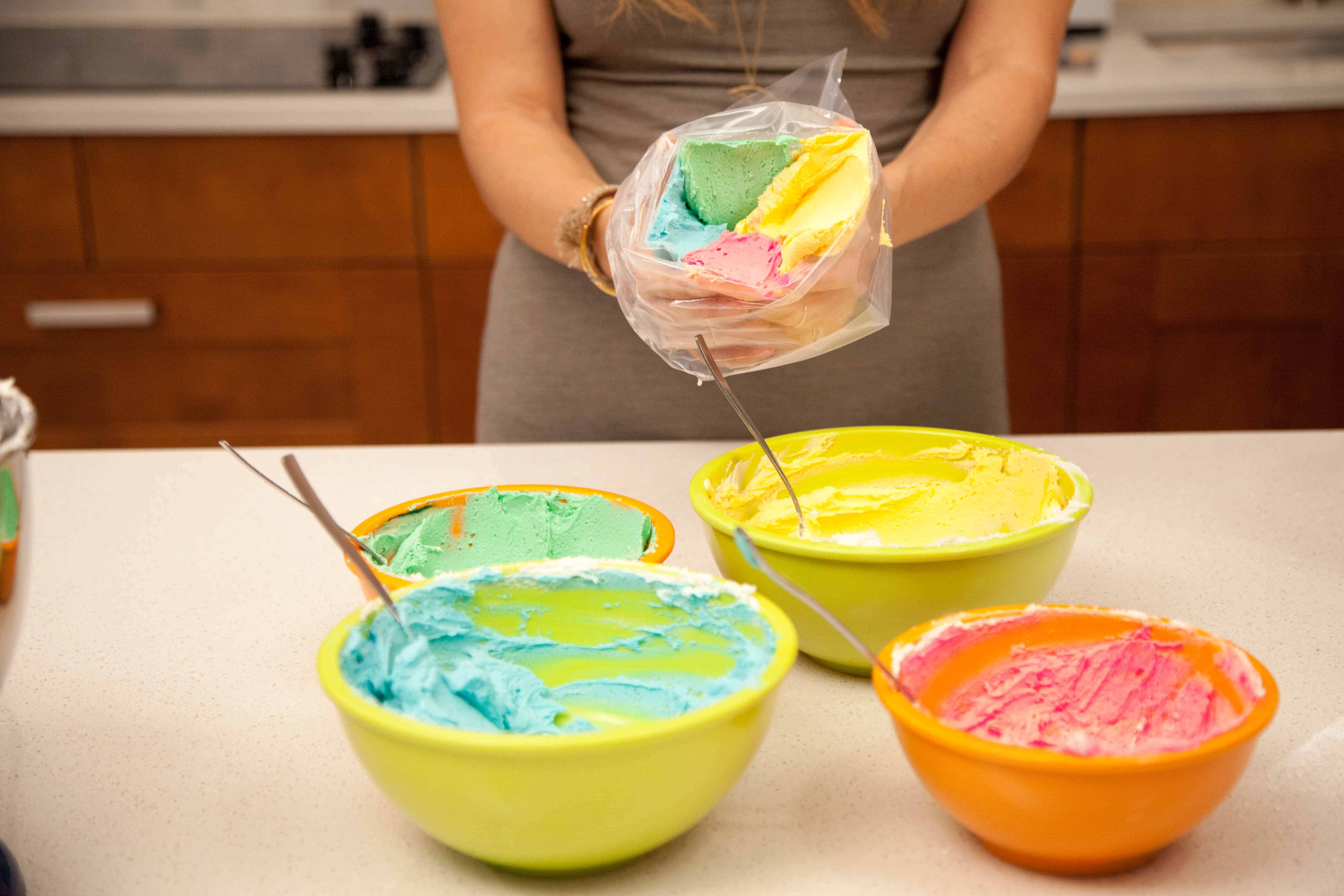 How To Do Icing On Cake