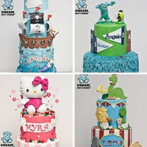 dream day cakes 2