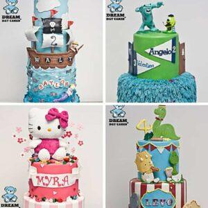 dream day cakes 2