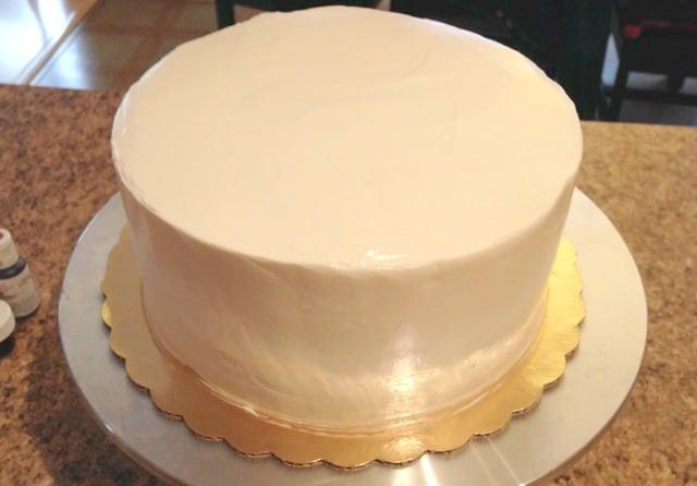 8 inch torte