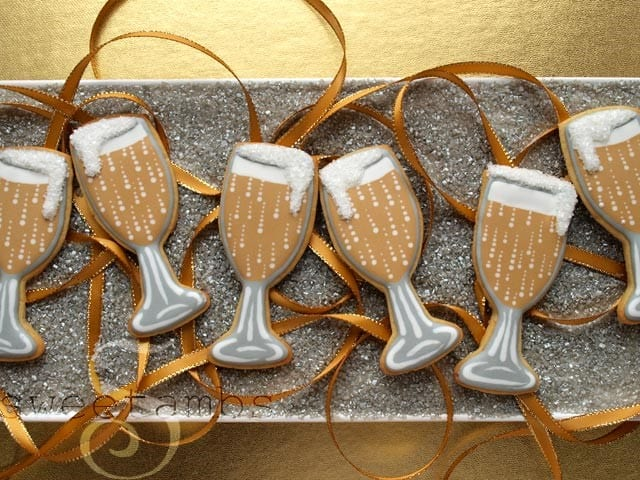 Champagne Cookies (1)