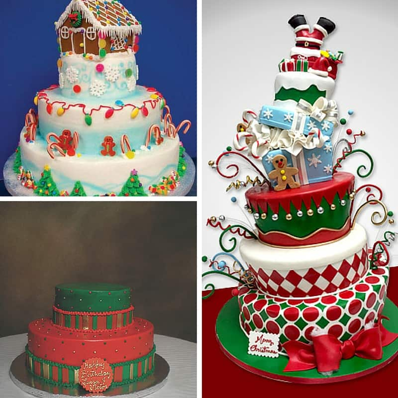 Cake Designs By Edda : Merry Fondant Friday!