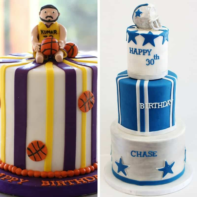 mens birthday cakes