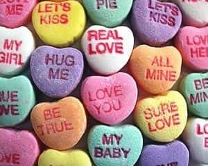 Valentine S Day Candy Heart Cake Bites