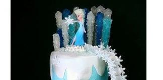 frozen 3 tier cake