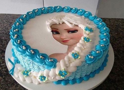 Best Frozen Cake Ideas for an Amazing Frozen Party CakeJournalcom