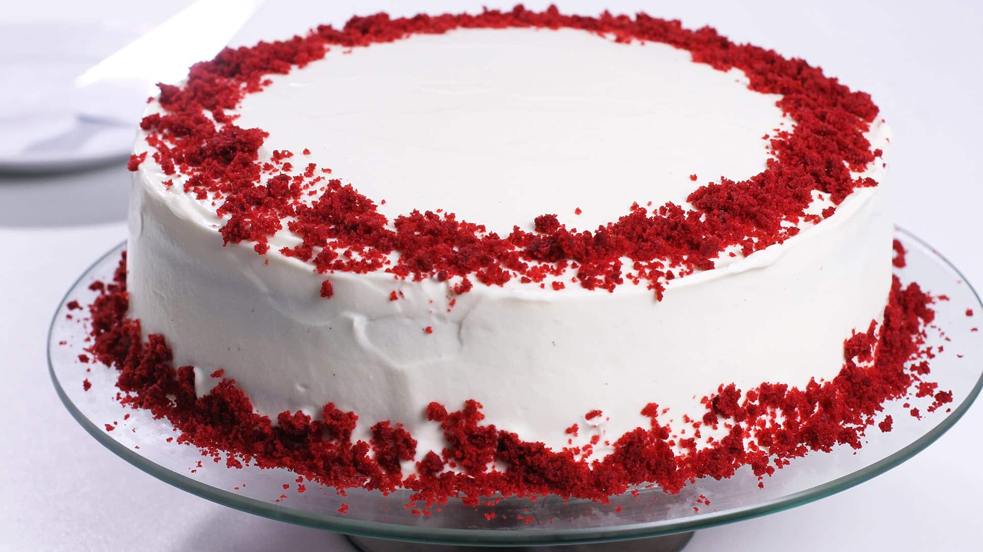 Red Velvet Ice Cream Cake For Sale