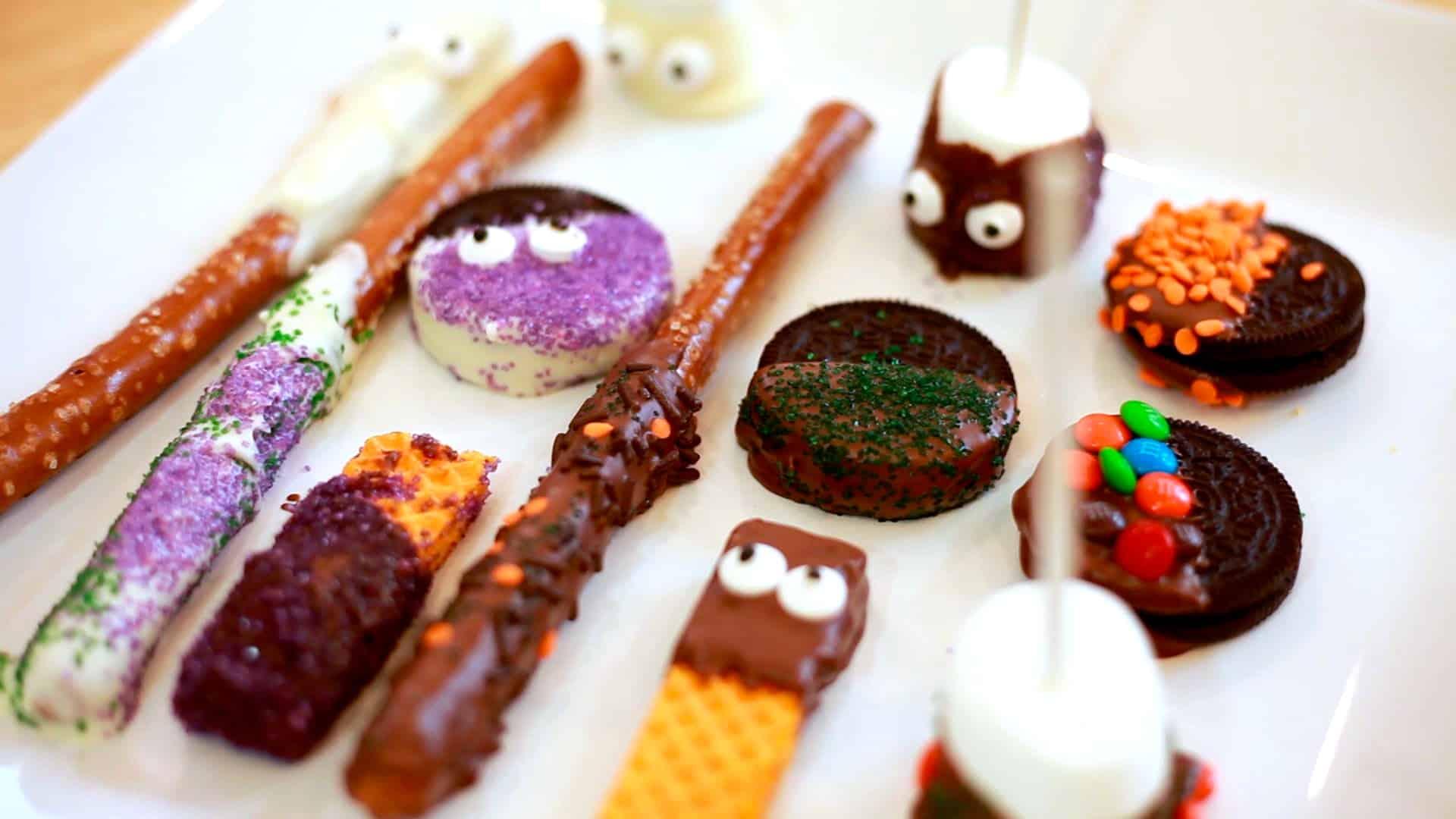 5 Pinterest Desserts Tested: Halloween Edition
