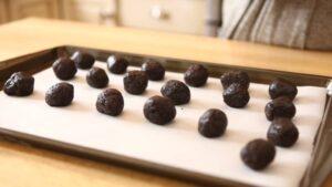 Oreo Truffle Balls