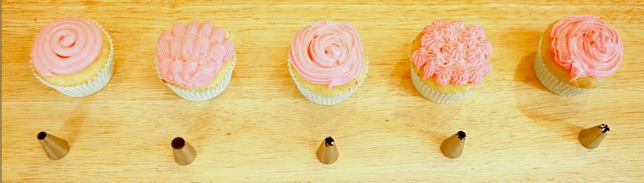 Cupcake Decorating for Beginners • CakeJournal.com