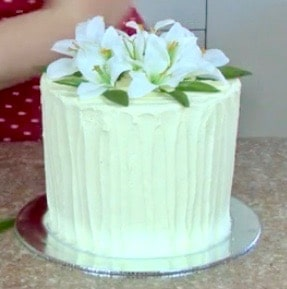 How to Make a Double-Barrel Cake with Messy Icing