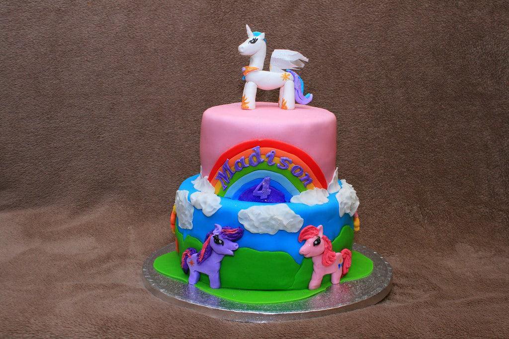 My Little Pony Cakes