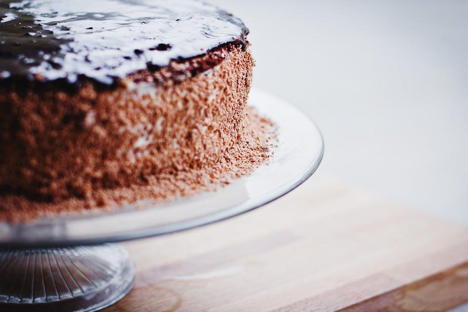 Starbucks Mocha Inspired Sugar-free cake