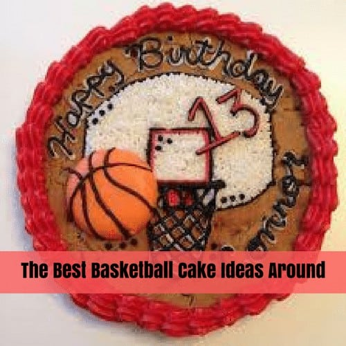 The Best Basketball Cakes for a Slam Dunk at Your Next Party