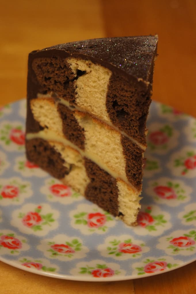 Our 5 Favorite Checkerboard Cakes