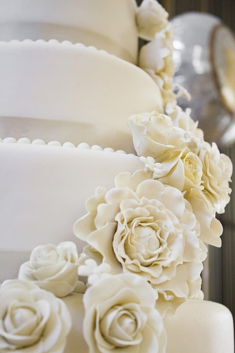 tier and layers affects wedding cake prices