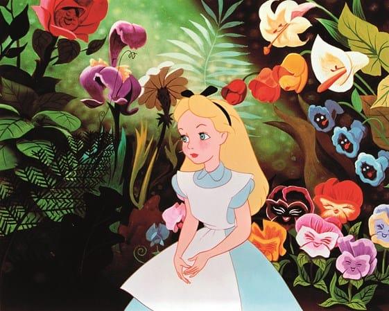 Alice in Wonderland History