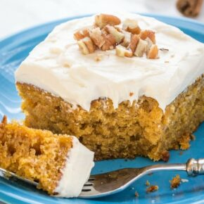 Basic Pumpkin Cake Recipe